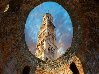 Diocletian's palace walking tour