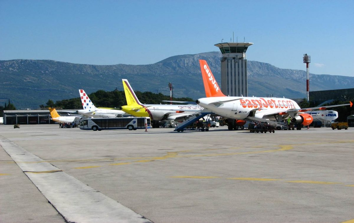 Transfer to Split Airport