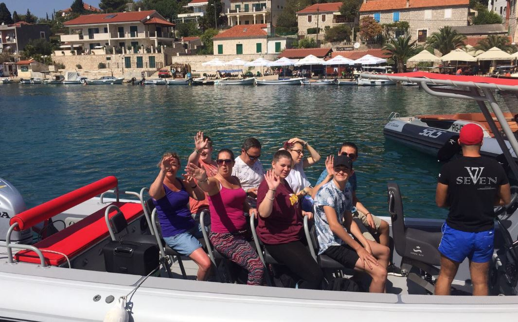 split private boat tours